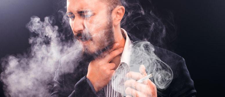 6 Modi Per Alleviare la Gola Irritata Dopo Aver Fumato Ganja