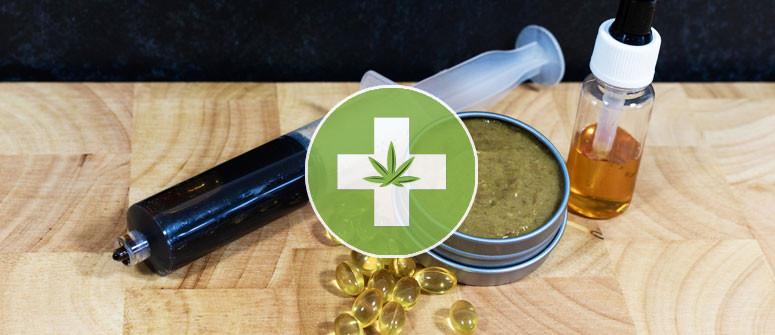 Che differenza c'è tra i vari metodi di somministrazione della cannabis?