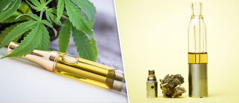 Come fare i Tuoi e-liquid di cannabis