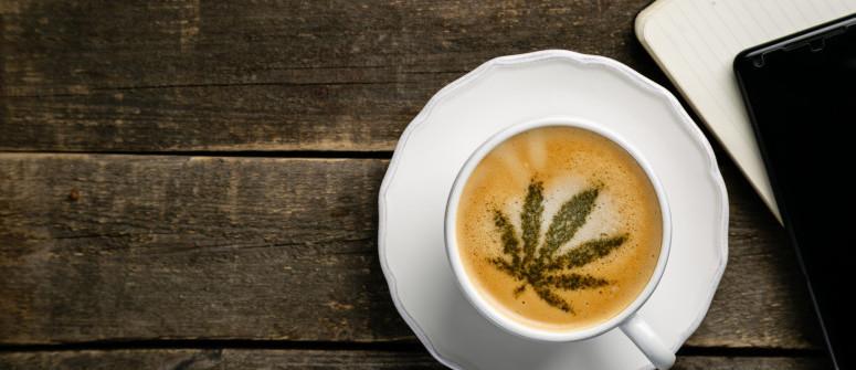 Cosa succede quando si mescola il CBD con la caffeina?